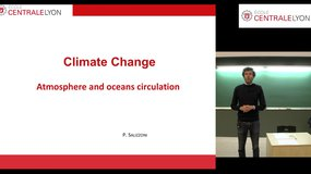 5 : Elements of climate: atmosphere and oceans circulation