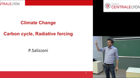 4. Carbon Cycle & Radiative forcing, Geoengineering